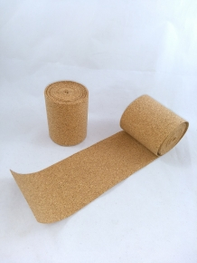 Cork on a roll 10 cm natural 5 m.